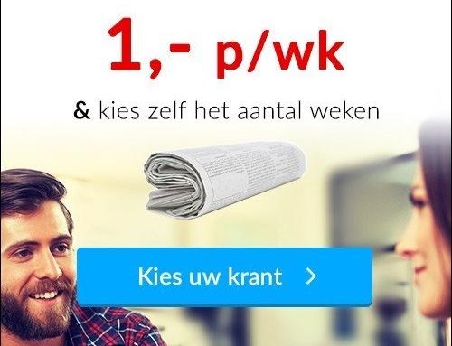 Ontdek BN de Stem, de Stentor, Eindhovens Dagblad (ED), Tubantia, Brabants Dagblad (BD), De Gelderlander
