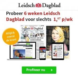 Digitaal 6 weken Leidsch Dagblad
