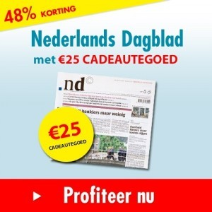 Nederlands Dagblad abonnement