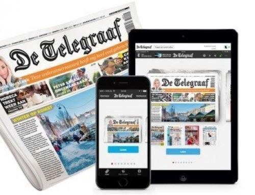 Digitaal lezen op tablet en mobiel neemt toe