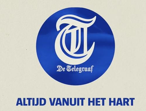 Telegraaf lanceert nieuwe campagne