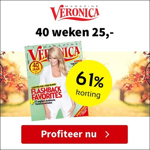 Veronica magazine 40 weken