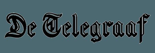 De Telegraaf logo groot