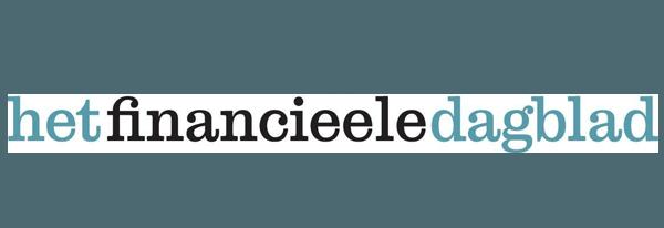 Financieele dagblad logo groot