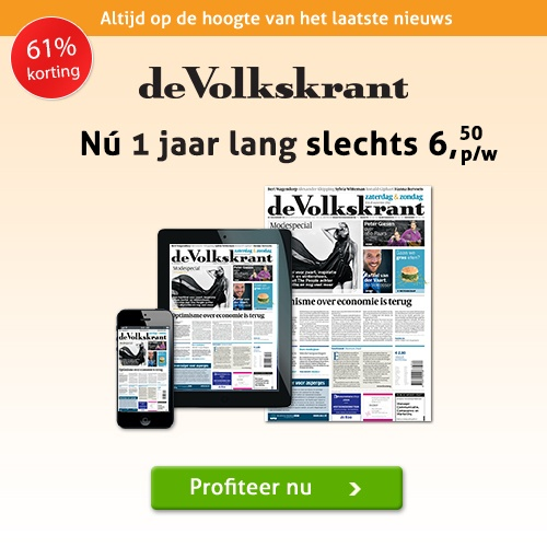 Volkskrant digitaal abonnement