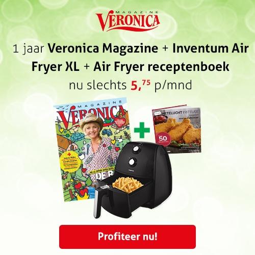 Veronica magazine airfryer
