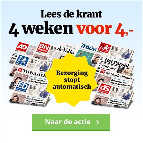 krant-abonnement-4-weken-4-euro