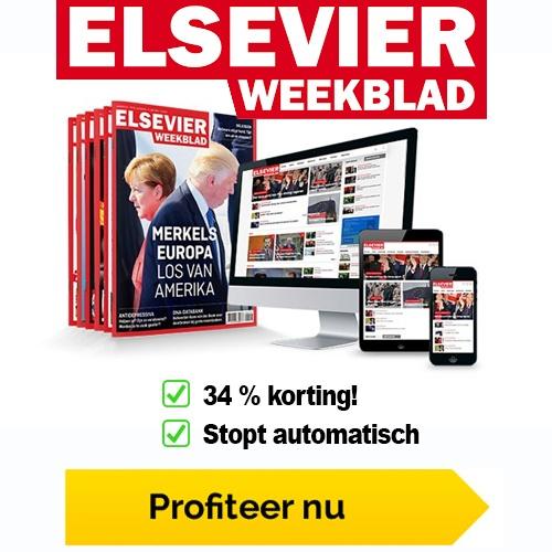 Elsevier 3 maanden proefabonnement