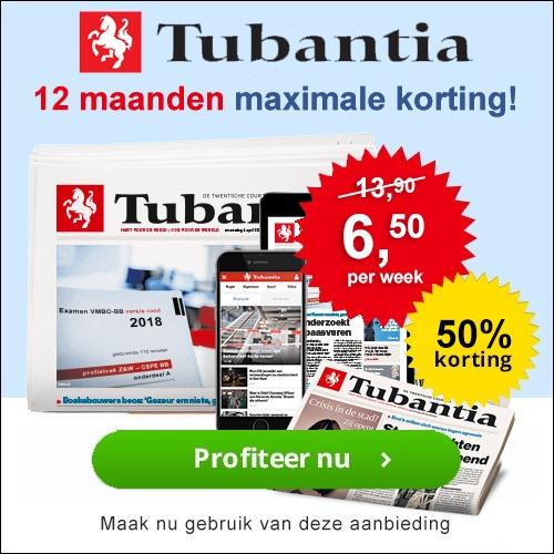 Tubantia abonnement op proef