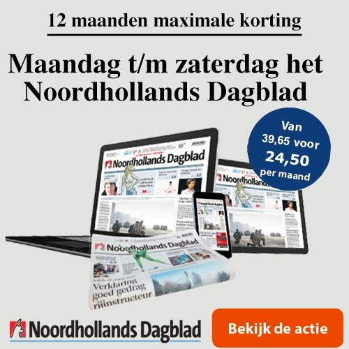Noordhollands Dagblad 12 maanden