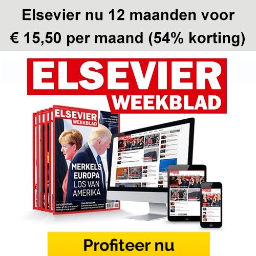 Elsevier 12 maanden abonnement