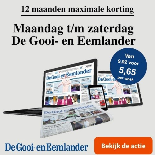 Gooi En Eemlander Abonnement Proberen Bekijk Alle Acties