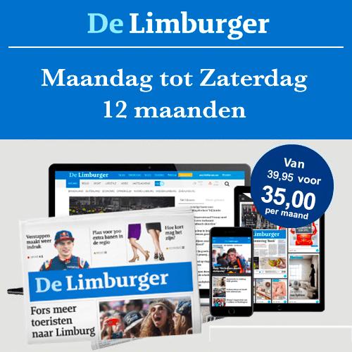 De Limburger 12 maanden